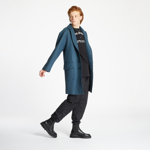 A-COLD-WALL* Heavyweight Overcoat Slate Blue