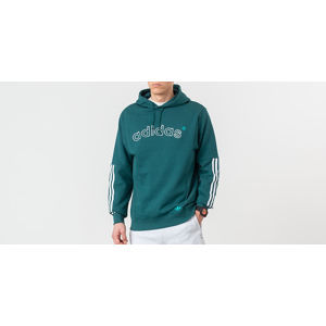 adidas Archive Sweat Hoodie Rich Green