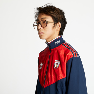 adidas Arsenal Tracktop Collegiate Navy/ Red/ White