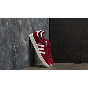adidas Campus Collegiate Burgundy/ Ftw White/ Chalk White
