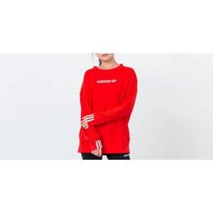 adidas Coeeze Crewneck Active Red