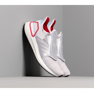 adidas Consortium x DOE UltraBOOST 19 Core White/ Core White/ Power Red