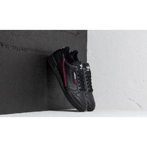 adidas Continental 80 Core Black/ Scarlet/ Collegiate Navy