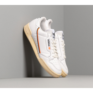 adidas Continental 80 Ftw White/ Core Black/ Solar Orange