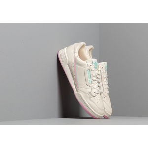 adidas Continental 80 Off White/ True Pink/ Clear Mint