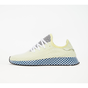 adidas Deerupt Runner Yellow Tint/ Ftw White/ Legend Marine