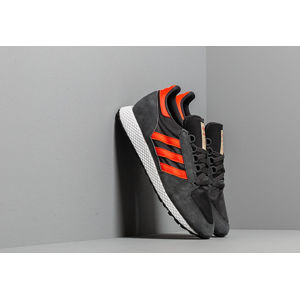 adidas Forest Grove Carbon/ Active Orange/ Easy Yellow