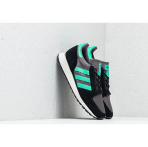 adidas Forest Grove Core Black/ Hi-Res Green/ Grey Four