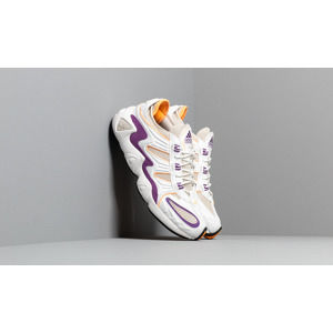 adidas FYW S-97 Crystal White/ Crystal White/ Flace Orange