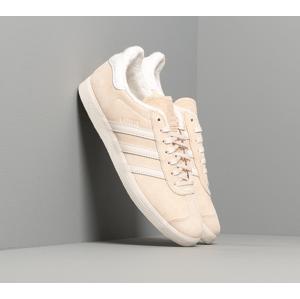 adidas Gazelle Ecru Tint/ Core White/ Ftw White