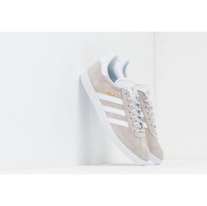 adidas Gazelle Grey One/ Ftw White/ Gold Mint