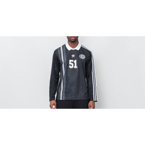 adidas Jonson Jersey Black/ White/ Dark Solid Grey
