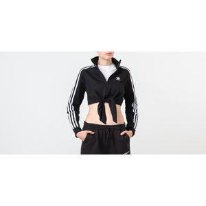 adidas Knotted Track Top Black