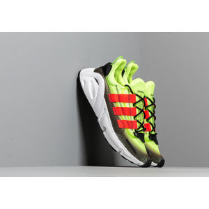adidas LXCON Core Black/ Shock Red/ Ftw White