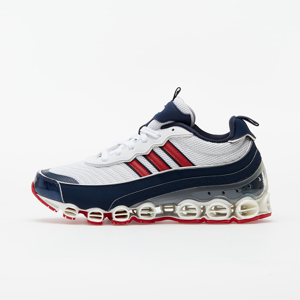 adidas Microbounce T1 Ftw White/ Scarlet/ Collegiate Navy
