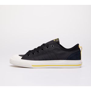 adidas Nizza RF Core Black/ Off White/ Core Brown