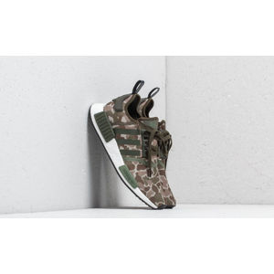 adidas NMD_R1 Sesame/ Trace Cargo/ Base Green