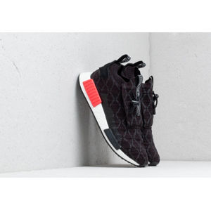 adidas NMD_TS1 Primeknit Gore-Tex Core Black/ Carbon/ Shock Red