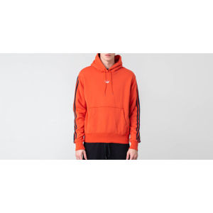 adidas Off Court Hoodie Raw Amber/ Collegiate Navy