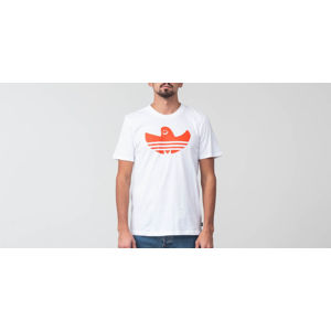 adidas Originals Solid Shmoo Tee White/ Collegiate Orange