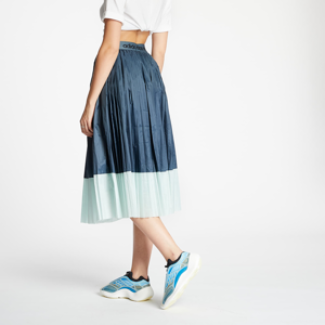 adidas Pleated Skirt Legblu/ Dshgrn