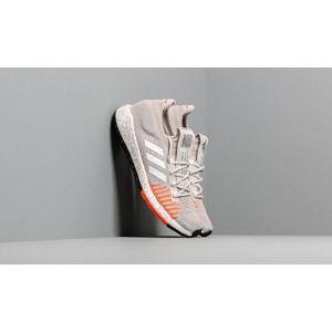 adidas PulseBOOST HD w Grey One F17/ Ftwr White/ Hi-Res Coral