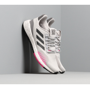 adidas PulseBOOST HD WNTR Grey Two/ Core Black/ Shock Pink
