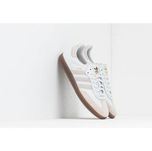 adidas Samba Og Ft Crystal White/ Raw White/ Gold Metalic