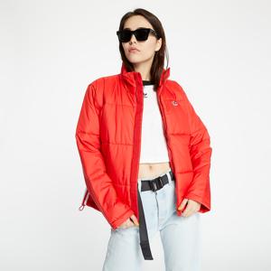 adidas Short Puffer Jacket Scarlet