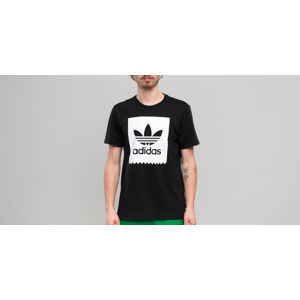 adidas Solid BB Tee Black/ White