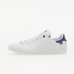 adidas Stan Smith Ftw White/ Scarlet/ Core Blue