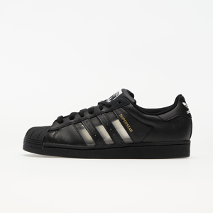 adidas Superstar Core Black/ Supplier Color/ Ftw White