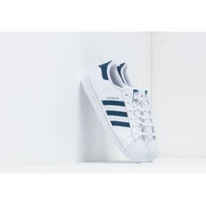 adidas Superstar J Ftw White/ Ftw White/ Legend Marine