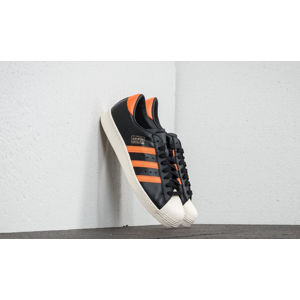 adidas Superstar OG Core Black/ Tra Orange/ Off White