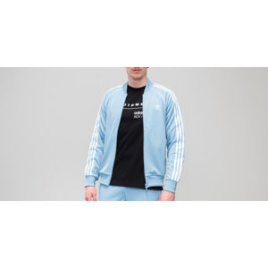 adidas Superstar Track Jacket Ash Blue