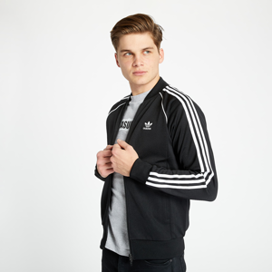 adidas Superstar Track Top Prime Blue Black/ White