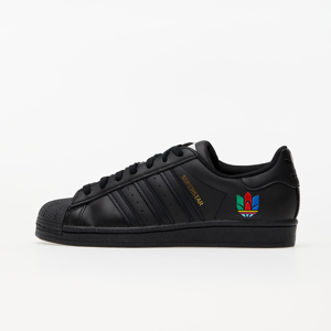 adidas Superstar W Core Black/ Core Black/ Real Magenta