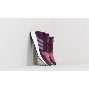 adidas Swift Run Primeknit W Red Nit/ Ftw White/ Core Black