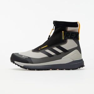 adidas Terrex Free Hiker COLD.RDY Metalic Grey/ Core Black/ Solid Gold