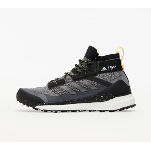 adidas Terrex Free Hiker Parley Core Black/ Crystal White/ Solid Gold