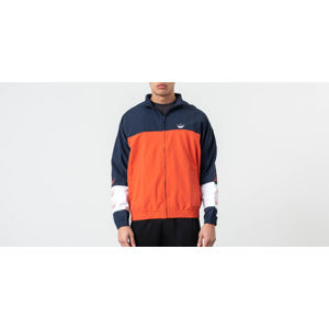 adidas Tourney Warm-Up Track Top Raw Amber/ Collegiate Navy