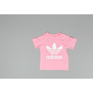 adidas Trefoil Tee Light Pink/ White