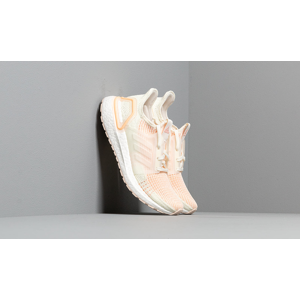 adidas UltraBOOST 19 w Off White/ Off White/ Glow Orange