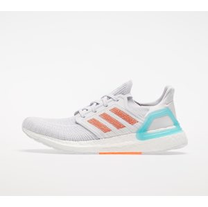 adidas UltraBOOST 20 Primeblue W Dash Grey/ True Orange/ Blue Spirit