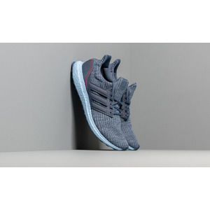 adidas UltraBOOST M Tech Ink/ Glow Blue/ Scarlet