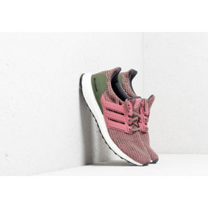 adidas UltraBOOST W Olive/ Pink