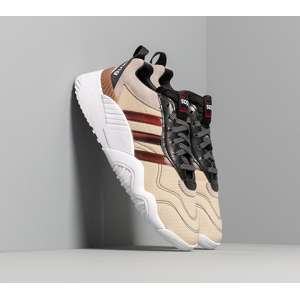 adidas x Alexander Wang Turnout Trainer Core Black/ Light Brown/ Bright Red