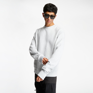 adidas x Pharrell Williams Basics Crewneck Light Grey Heather
