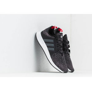 adidas X_PLR Core Black/ Grey Six/ Scarlet