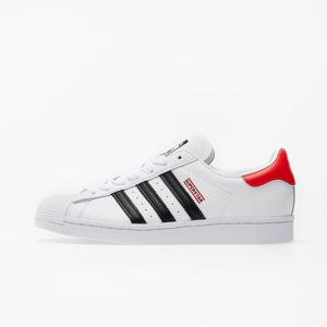 adidas x RUN DMC Superstar 50 Ftw White/ Core Black/ Hi-Res Red